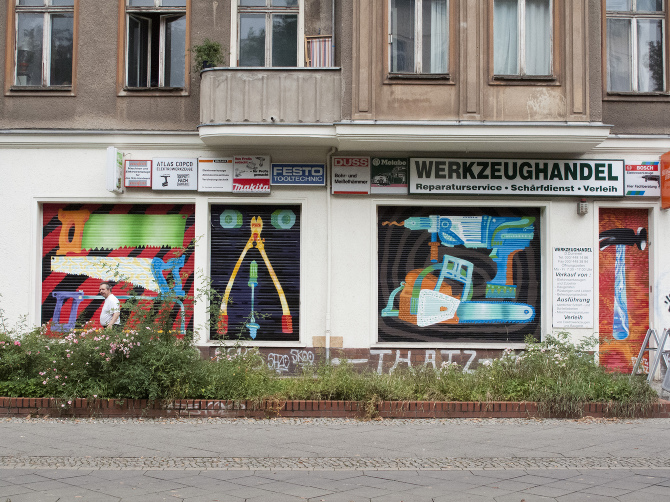 Werkzeughandel Tool Shop in Berlin, Germany