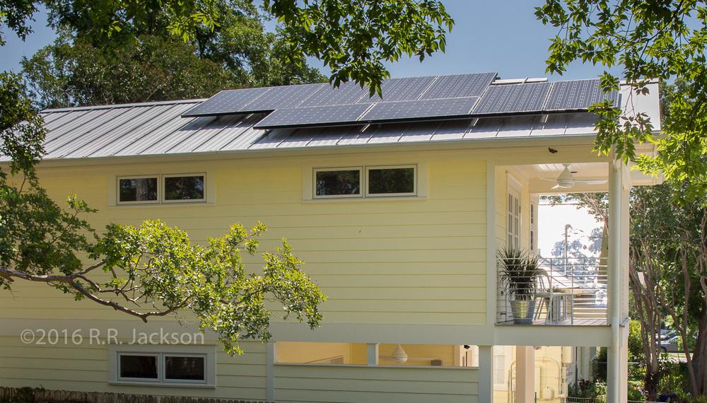4K of Solar Cells