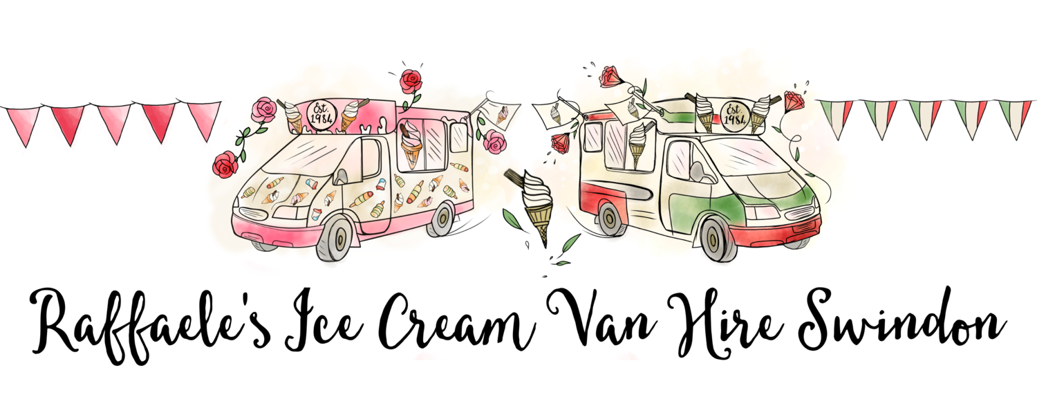 Ice Cream Van Hire Swindon | Raffaele's ice cream