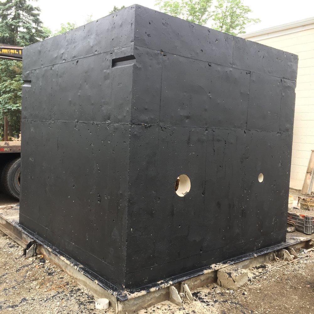 Water Meter Vaults