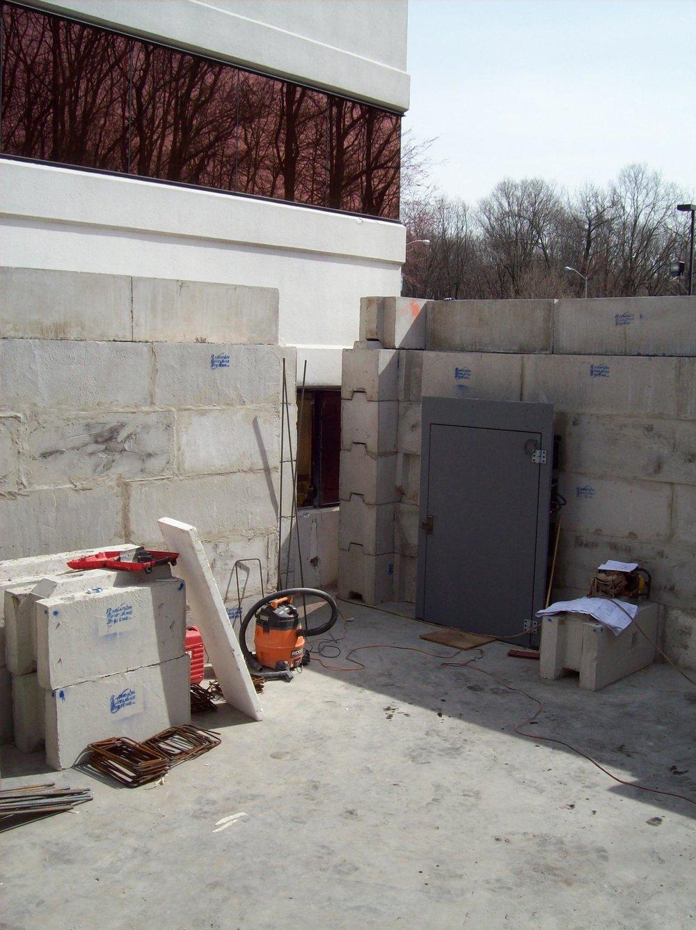 Radiation Shielding/High Density Block