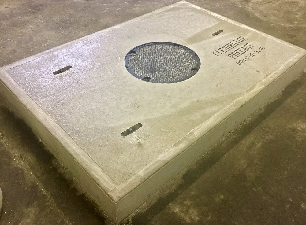 Custom Concrete Products