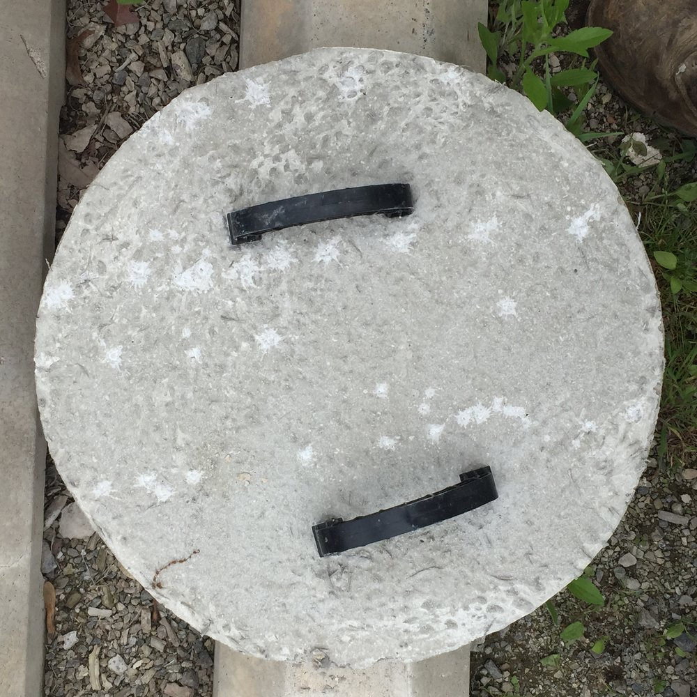Replacement Concrete Lids