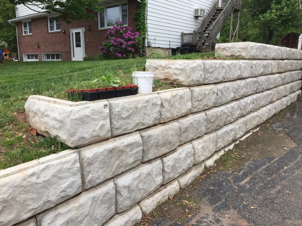 Mid-Size Landscaping Block
