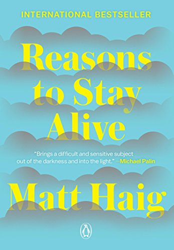 like nearly one in five people, matt haig suffers from depression. reasons to stay alive is matt's inspiring account of how, minute by minute and day by day, he overcame the disease.