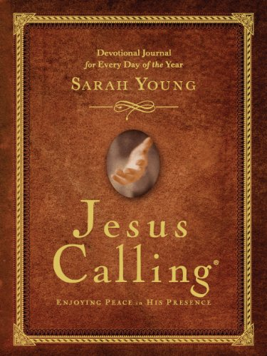 a devotional and journal in one that encourages a close relationship with jesus every day of the year.