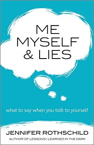 have you ever noticed the things you say to yourself - and believe? jennifer rothschild walks you through silencing negative voices, growing in confidence and overcoming dangerous self talk in this encouraging and practical book.