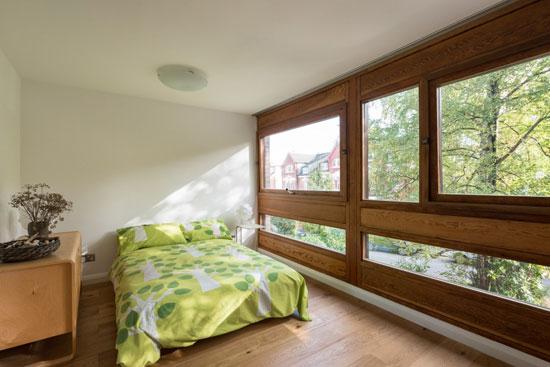 En suite bedroom, townhouses, Highgate