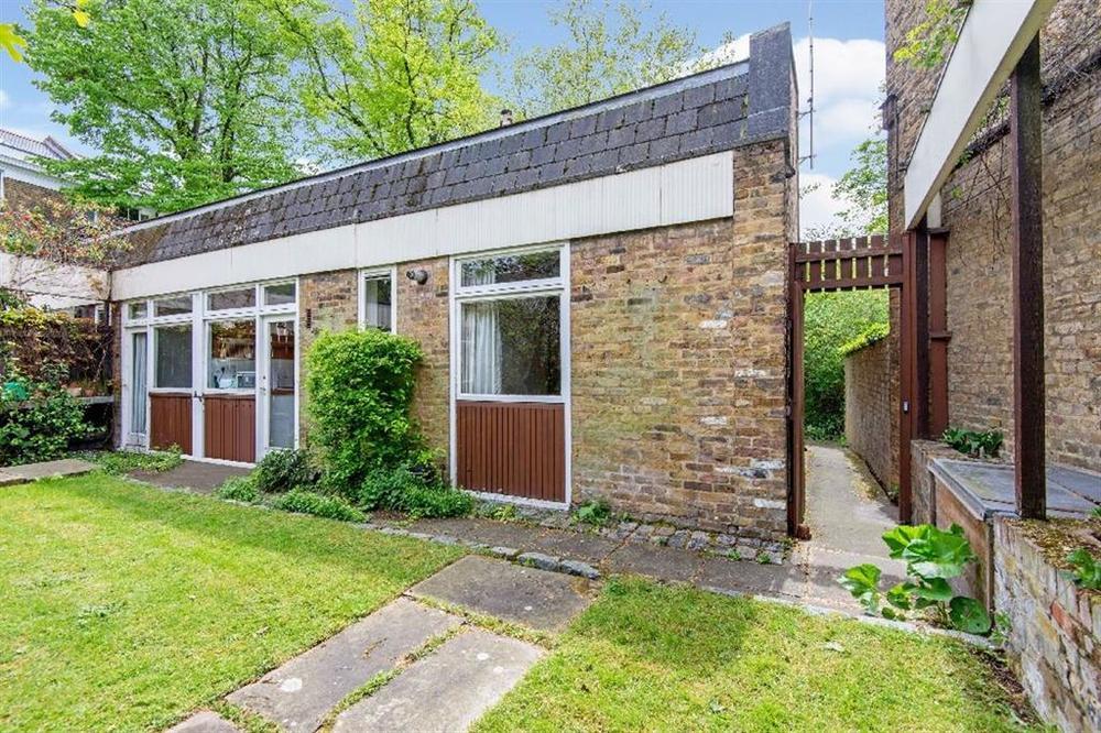Harley Sherlock's own home, Canonbury