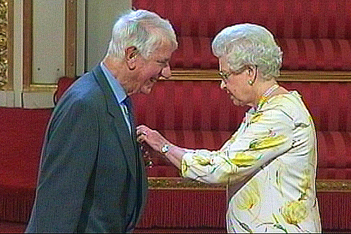 Receiving the OBE