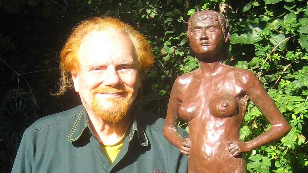 David Hyde-Harrison, sculptor
