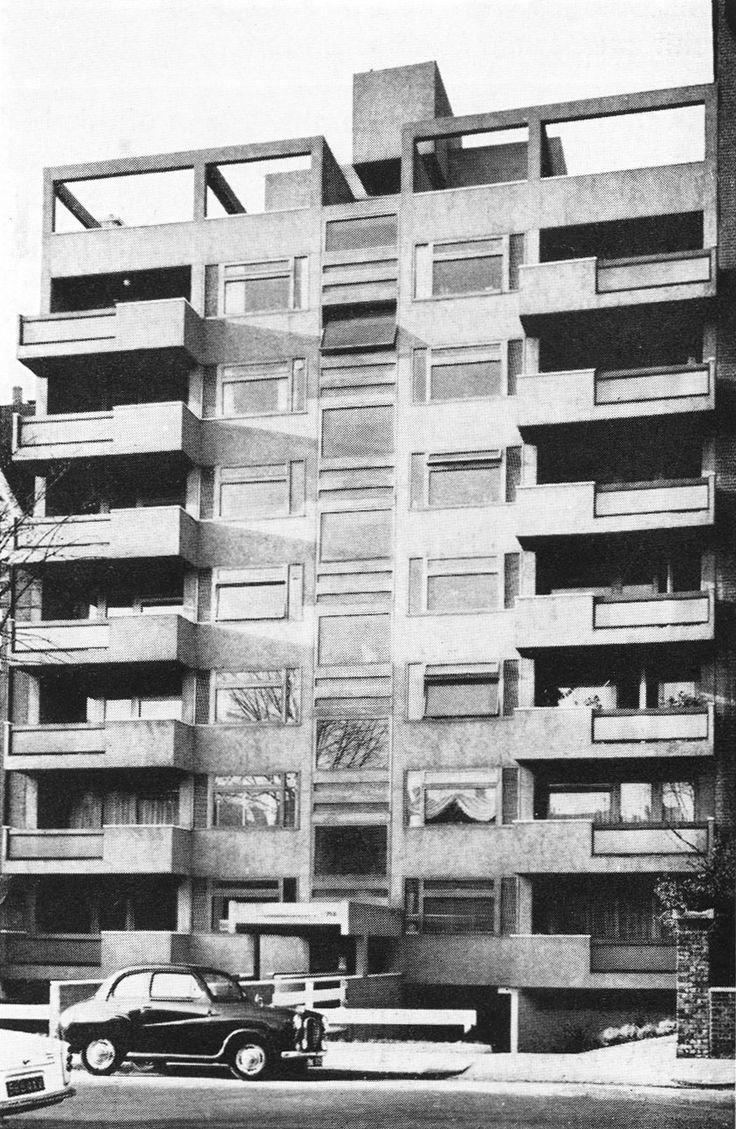 Flats, west London