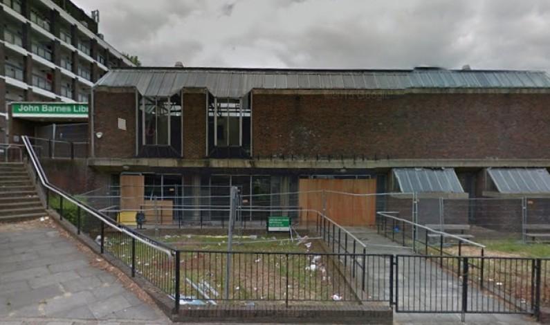 Library, Islignton