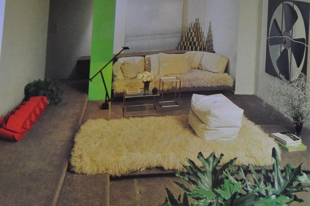 Interior, 1981