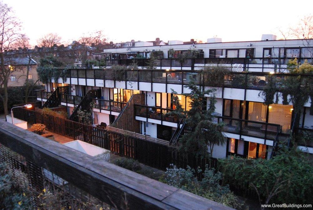 Fleet/Dunboyne Road Estate, north London