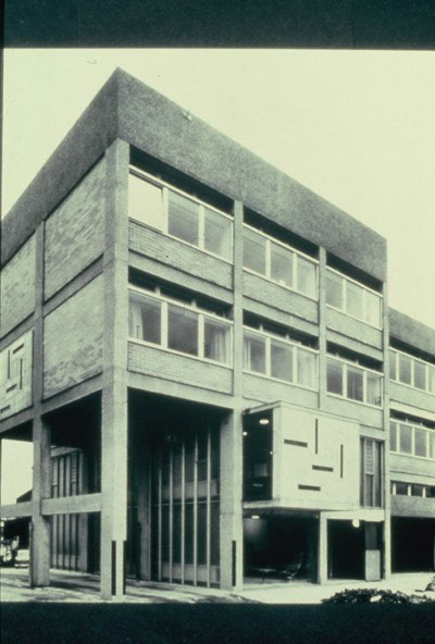Goldfinger's Hille Factory, Watford