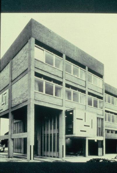 Goldfinger's Hille Factory, Watford