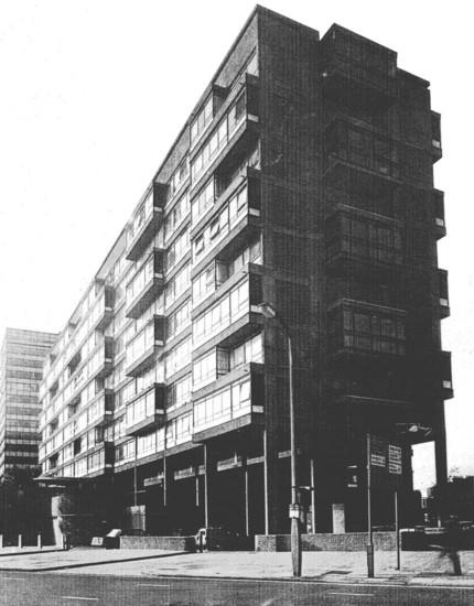Perronet House, 1971