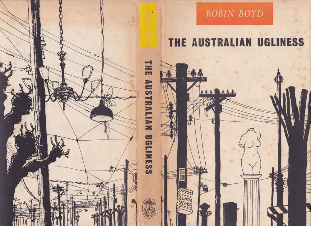 Robin Boyd's famous book on 'taste'