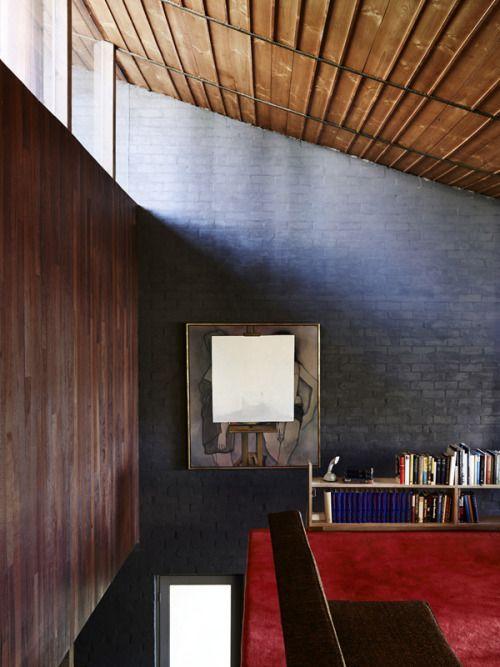 Boyd House, interior