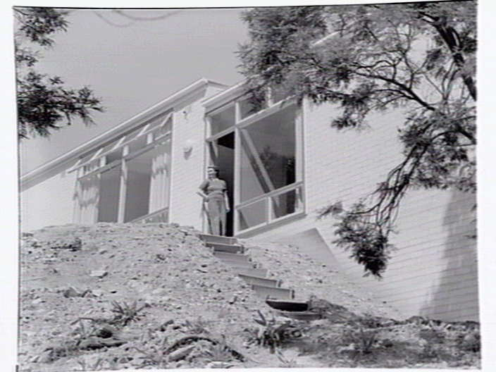 The Burns House, 1956
