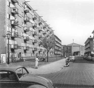Zomerdijkstraat, 1932
