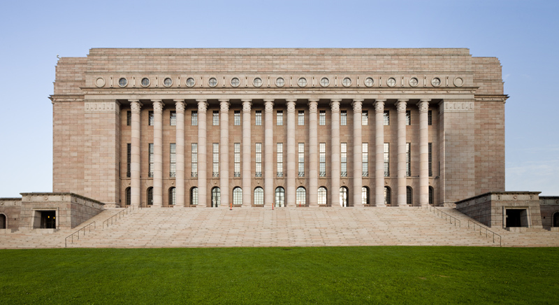 The Finnish Parliament
