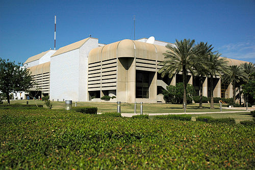 Embassy in Bagdad by Heikki Sirén