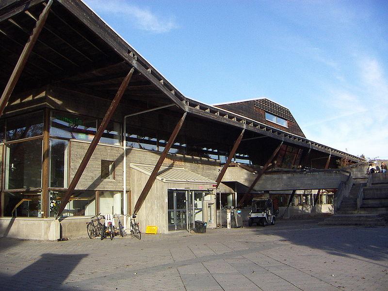 Frescati University, Stockholm