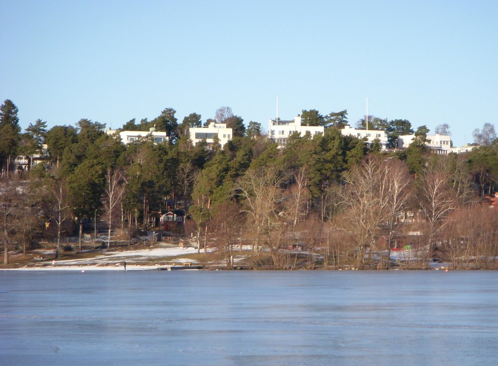 From Lake Mälaren
