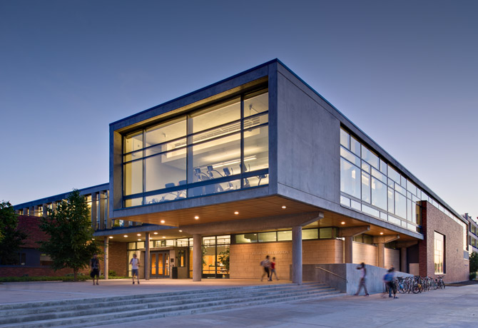 Boise State University Student Recreation Center