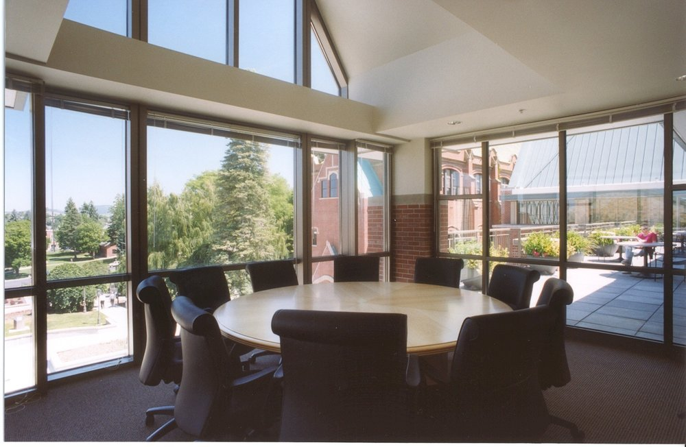 University of Idaho College of Business Interior