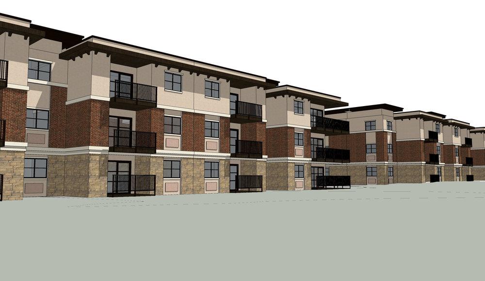 Washington State University Tri-Cities Student Housing Project