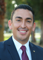 Supervisor Alfredo Pedroza