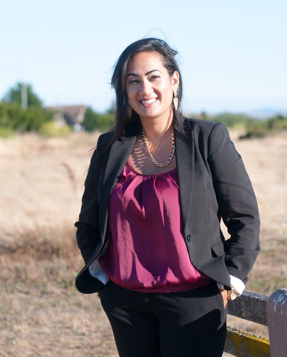 Councilmember Mariam Aboudamous