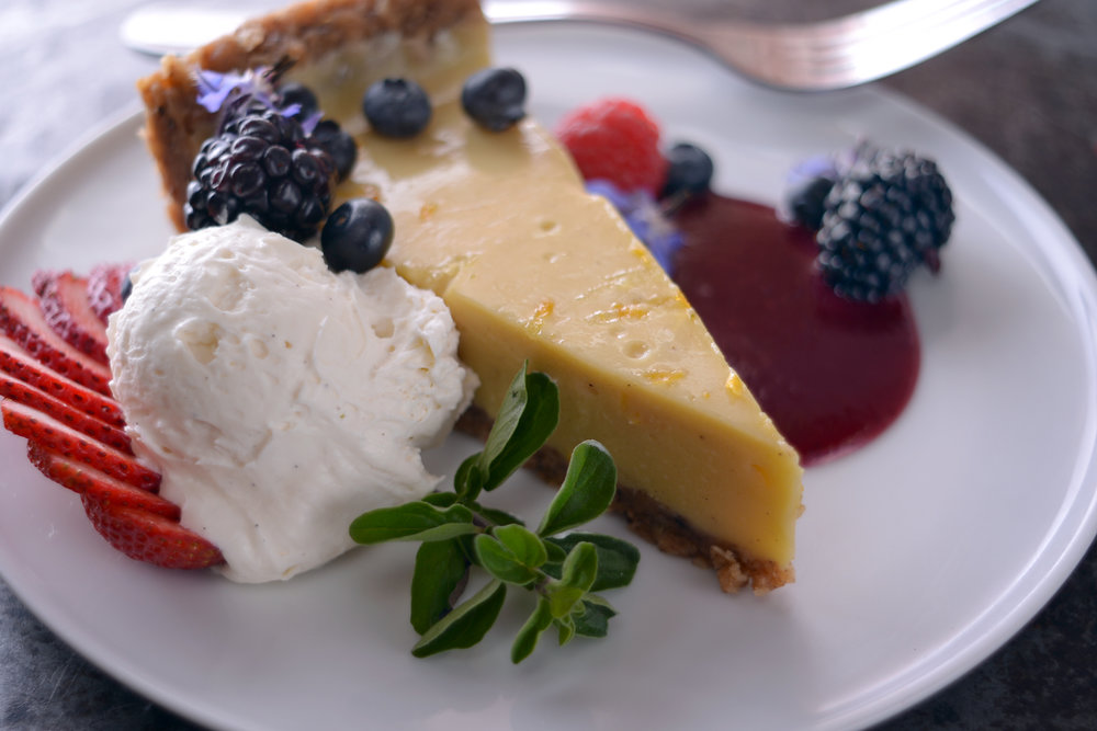 Petty Ranch Meyer Lemon Pie
