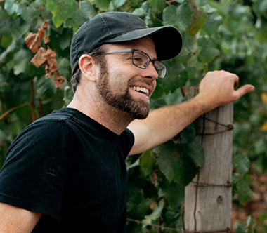 Jake Krausz - Arkenstone Vineyard, Estate DirectorJake, the Estate Director, Brand Ambassador, and son of Arkenstone Vineyard owners, was raised in the vineyard. He achieved master sommelier certification and now leads the vineyard by sharing its wines with the world.