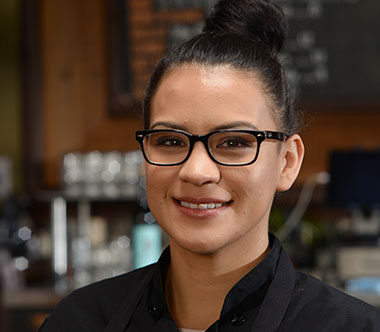 Elizabeth Luna - One of our Kitchen Crew.What I love about working at Paradise is the quality of all our food. Everything we do is to perfection. I also love everyone of my co-workers. They give this place life and always bring a smile to my face. We are one big family.
