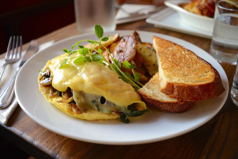 The Forager Omelette