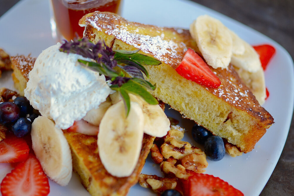 Pantry French Toast