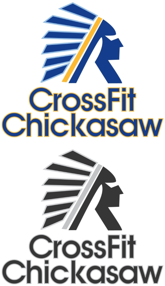CrossFit Chickasaw | Logo design