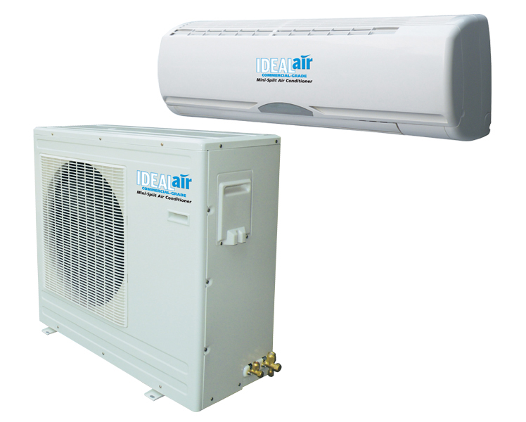 Ideal-Air Mini-Split Air Conditioners