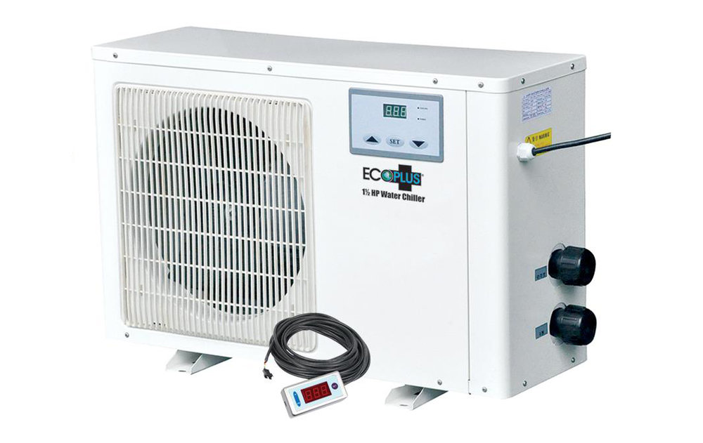 EcoPlus Commercial Chiller