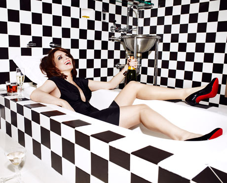 Tina Fey. All Day.