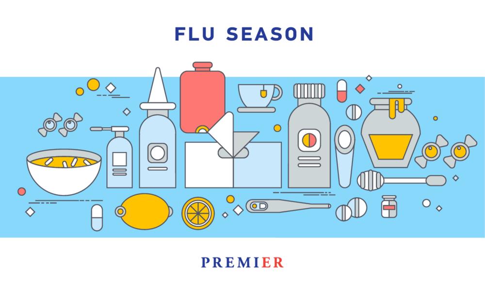 Flu Season Premier ER & Urgent Care