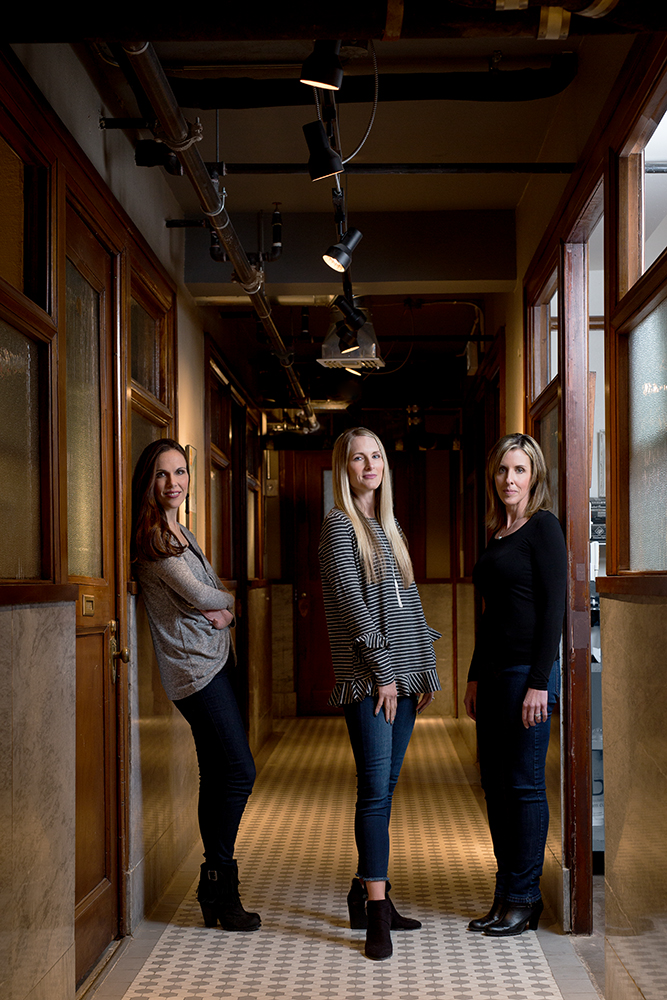 At the center of it all is Gayle Garrett (right) the founder of Surrogate Solutions, a faith based Surrogacy agency in Waco, Tx. Together with Meg Watwood (left) and Melissa O'Hare (center.) The trio have given birth to 7 non-biological children. Many time over they've given families the gift of a life.