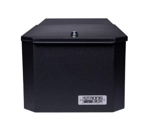TOP LOADER WEAPON LOCKER- 7530 - Front Closed