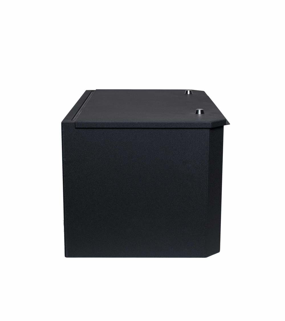 TOP LOADER WEAPON LOCKER - 7416 - Side Closed