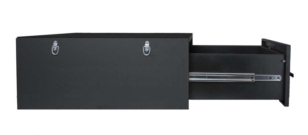 PULL OUT WEAPON LOCKER- 7634 - Side Side Open