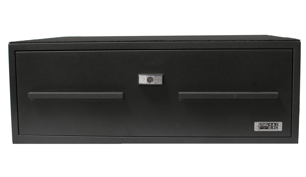 PULL OUT WEAPON LOCKER- 7611 - Front Closed